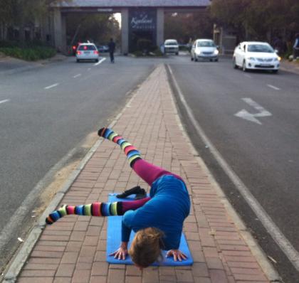 Kyalami estate yoga