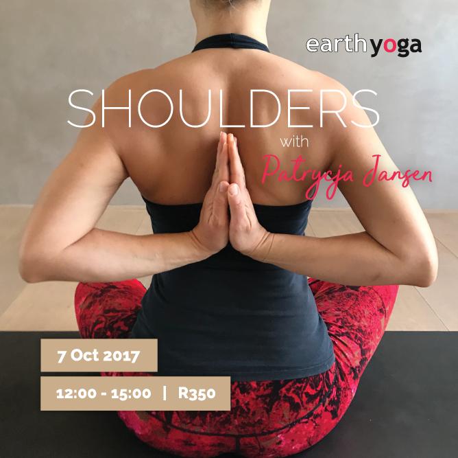 shoulders yoga